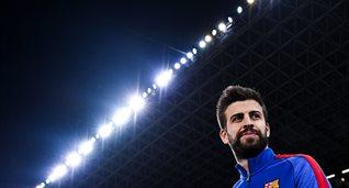 Пике счастлив победе Барселоны