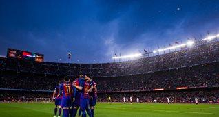 Барселона не заметила Севилью, Getty Images