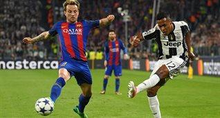 Барселона - фаворит матча с Ювентусом, Getty Images