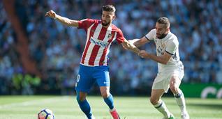 Реал - фаворит матча с Атлетико, Getty Images