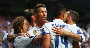 Реал разгромил Атлетико, Getty Images