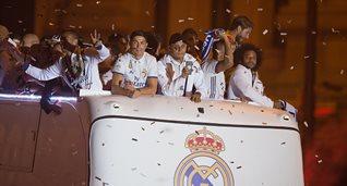Реал стал чемпионом Испании, Getty Images