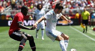 Байи не сможет противостоять Гарету Бэйлу в Суперкубке УЕФА, Getty Images