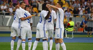 Динамо - Янг Бойз, фото ФК Динамо