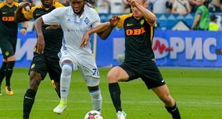 Фон Берген против Мбокани, Football.ua