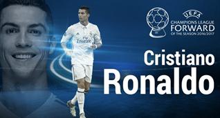 Криштиану Роналду, uefa.com