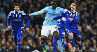 Манчестер Сити - Динамо, Getty Images