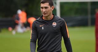 Тарас Степаненко, Шахтер