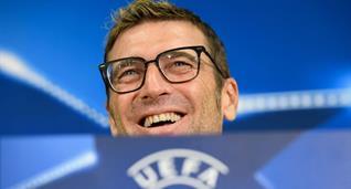 Массимо Каррера, УЕФА