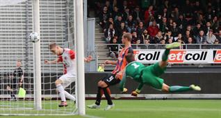 Дилан Венте стал автором дубля в ворота Шахтера (U-19), twitter.com/Feyenoord