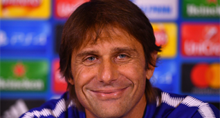 Антонио Конте, UEFA