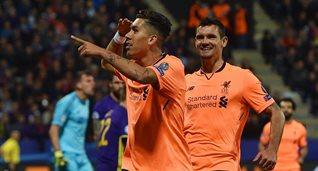 Марибор — Ливерпуль 0:7 Видео голов и обзор матчей