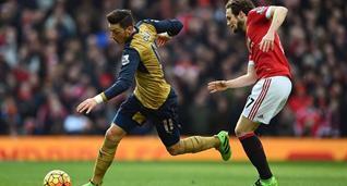 Арсенал - Манчестер Юнайтед, GETTY IMAGES
