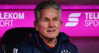Юпп Хайнкес, фото: УЕФА