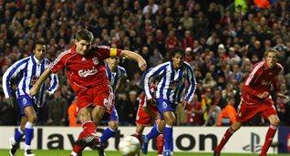 Ливерпуль - Порту 4:1, ЛЧ-2007/2008, Getty Images