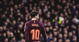 Лионель Месси, ФК Барселона