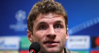 Томас Мюллер, uefa.com