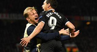Виссам Бен-Йеддер и его радость забитому голу, UEFA.com