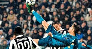 Невероятный гол Роналду, твиттер Реала