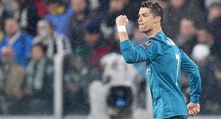 Болельщики Ювентуса стоя аплодировали Роналду после гола через себя в падении