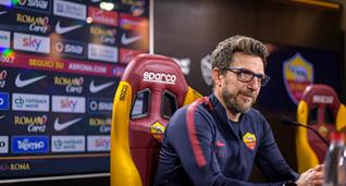 Эусебио Ди Франческо, фото ФК Рома