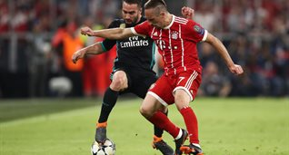 Реал — Бавария, Getty Images