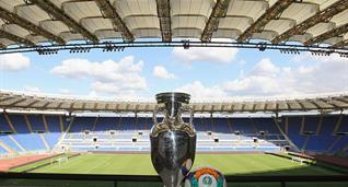 Стартовый матч финального турнира Евро-2020 состоится на Стадио Олимпико в Риме, Getty Images