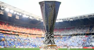 Трофей Лиги Европы, Getty Images