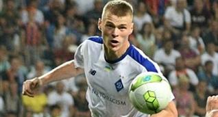 Никита Бурда, фото: ФК Динамо