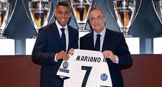 Мариано Диас и Флорентино Перес, ФК Реал