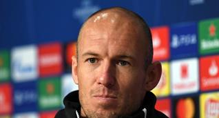 Арьен Роббен, uefa.com