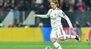 Лука Модрич, UEFA.com