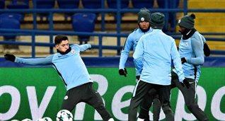 Манчестер Сити проведет в Харькове 4 дня