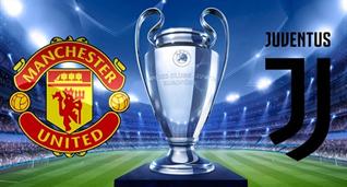 Манчестер Юнайтед - Ювентус