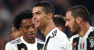 Роналду прервал голевую засуху в ЛЧ из 5 матчей и 453 минут