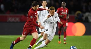 ПСЖ — Ливерпуль 2:1 Видео голов и обзор матча
