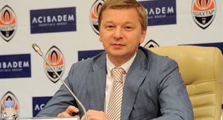 Сергей Палкин, ФК Шахтер