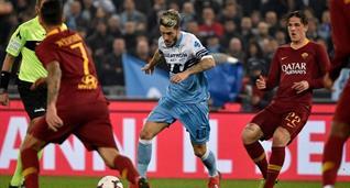 Лацио — Рома, Getty Images