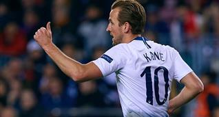 Харри Кейн, УЕФА