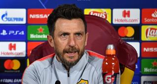 Эусебио Ди Франческо, УЕФА
