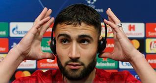 Набиль Фекир, фото: УЕФА
