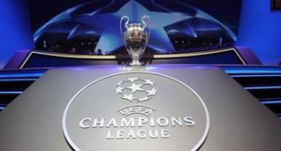 Лига чемпионов: все пары 1/4 финала