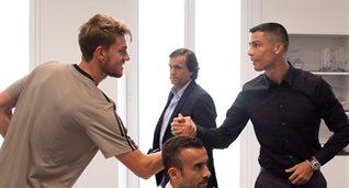 Даниэле Ругани (слева), фото: УЕФА