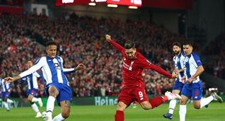 Ливерпуль — Порту 2:0 Видео голов и обзор матча