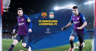 Барселона — Ливерпуль: онлайн трансляция матча