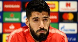 Суарес: У Ливерпуля есть быстрые игроки, которые способны сделать разницу