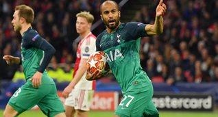 УЕФА определил соперников Лукаса за приз игрока недели в ЛЧ