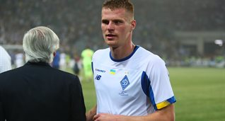 Никита Бурда, фото ФК Динамо