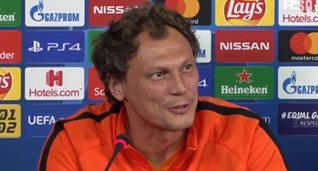 Андрей Пятов, фото: Скриншот