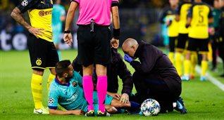 Хорди Альба, фото: twitter.com/FCBarcelona